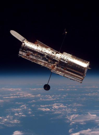 NASA планирует рискованный маневр, чтобы реанимировать «Хаббл»