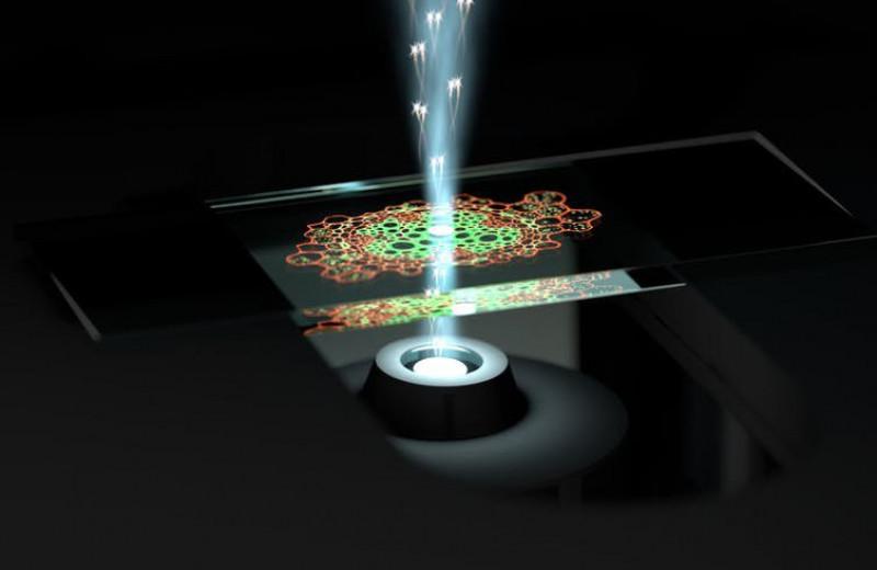 Новый квантовый микроскоп позволяет увидеть то, что нельзя было увидеть