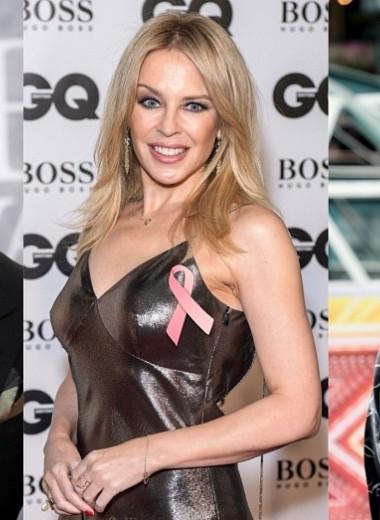 Об этом нужно говорить: 5 звезд, которые побороли рак