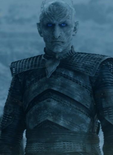 Кто он, Король Ночи? Встречаем: Владимир Фурдик, он играет ледяного демона
