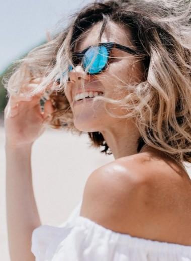 Горячие головы: как защитить волосы от моря и солнца