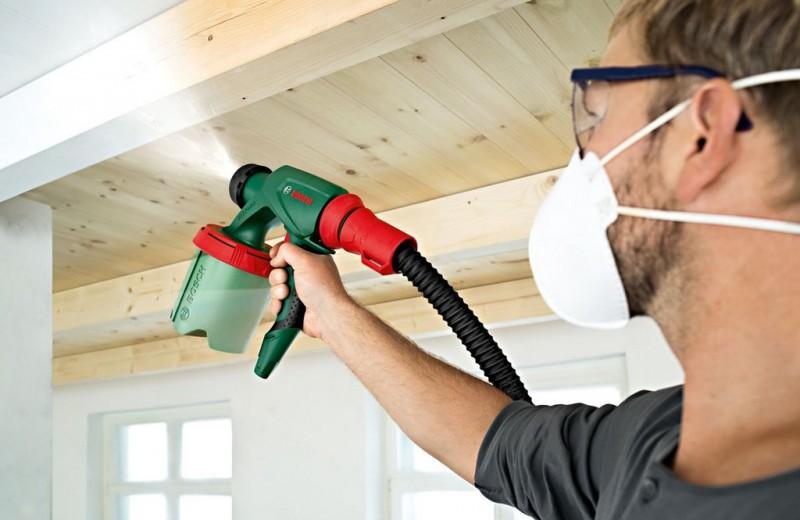 Кисточкам пора на пенсию: выбираем электрический краскопульт для дома