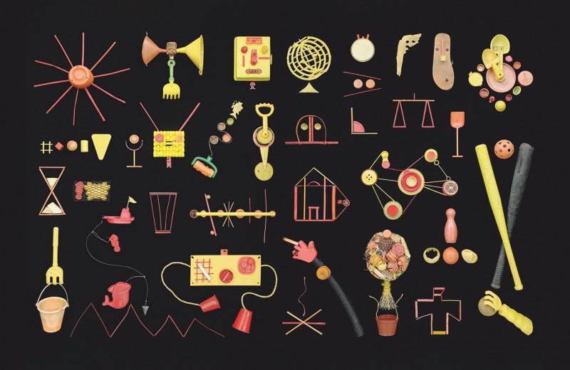 Что приносит прибой: арт-проект из пластика