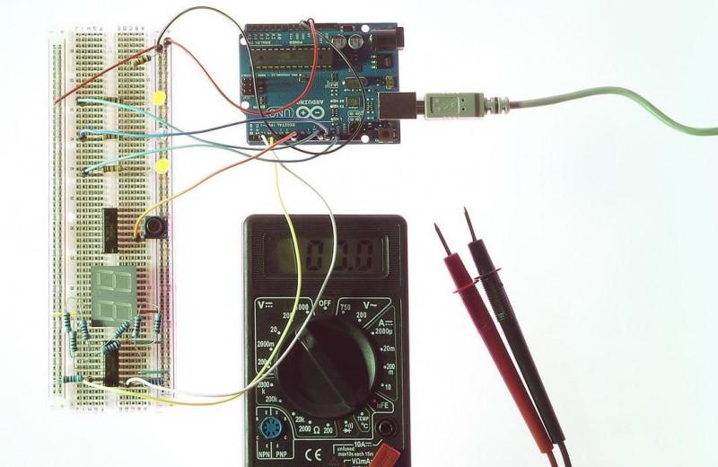 Как быстро научиться работать с электронными схемами
