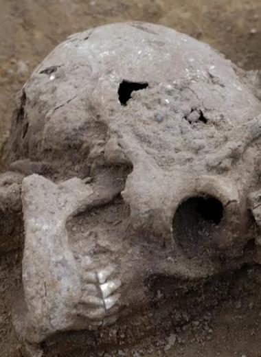 В Великобритании нашли 17 захоронений времен древнего Рима с обезглавленными телами