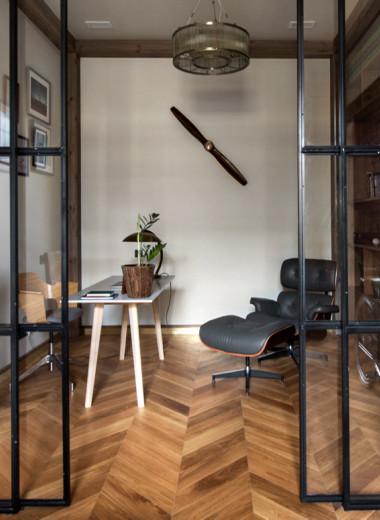 Как обустроить домашний кабинет. Советы дизайнеров