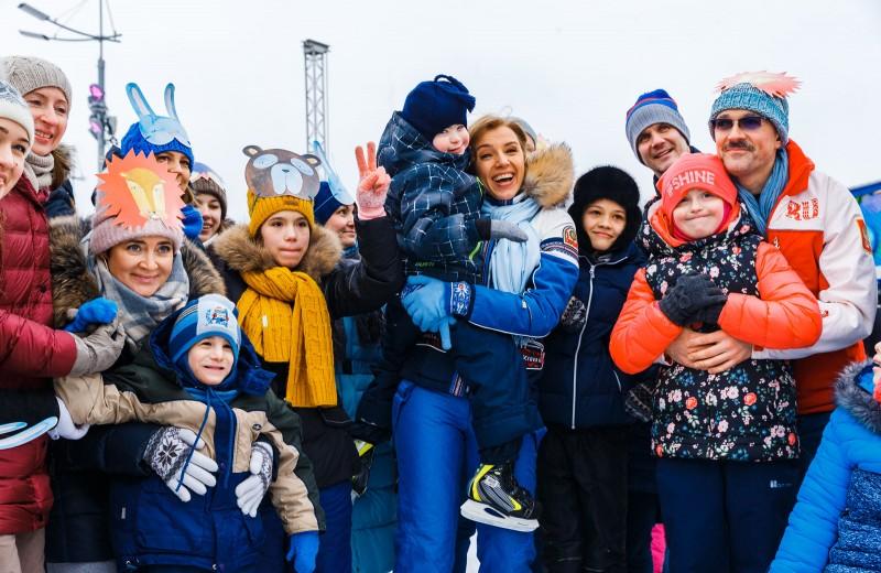 Знаменитые актеры устроят благотворительный день в Городе зимы на ВДНХ