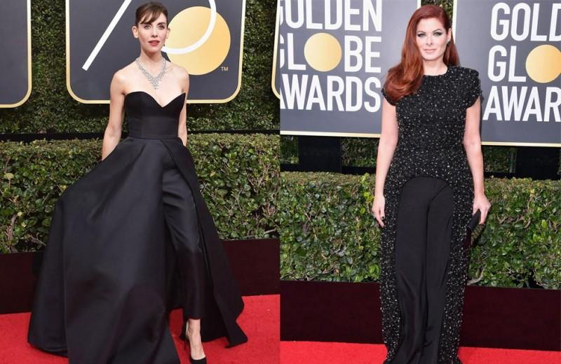 Почему так мало актрис выходят на красные дорожки в брюках?