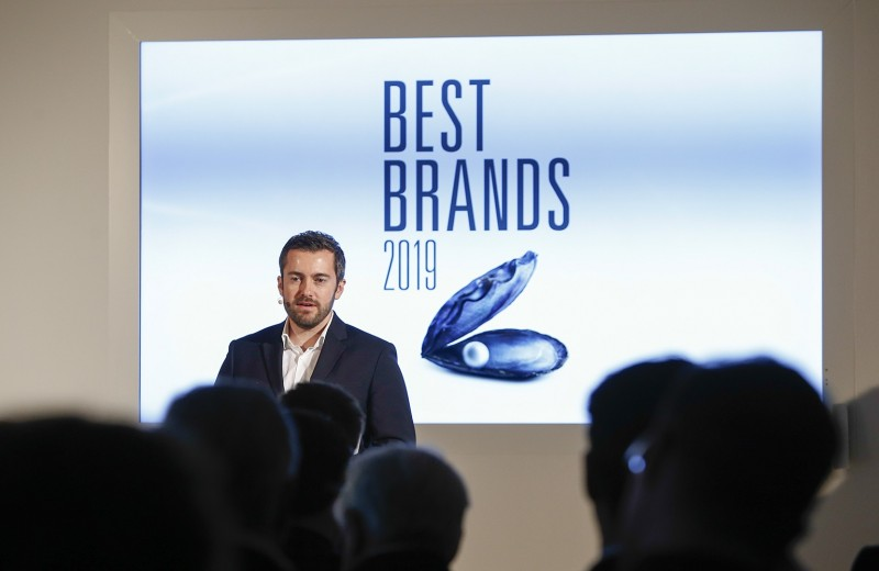 45 лучших брендов в России
