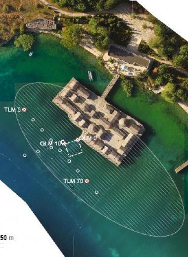 Свайное поселение на Охридском озере возникло около 6500 лет назад
