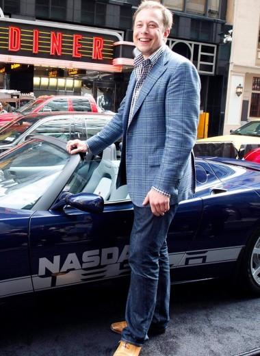 Любимые автомобили Илона Маска