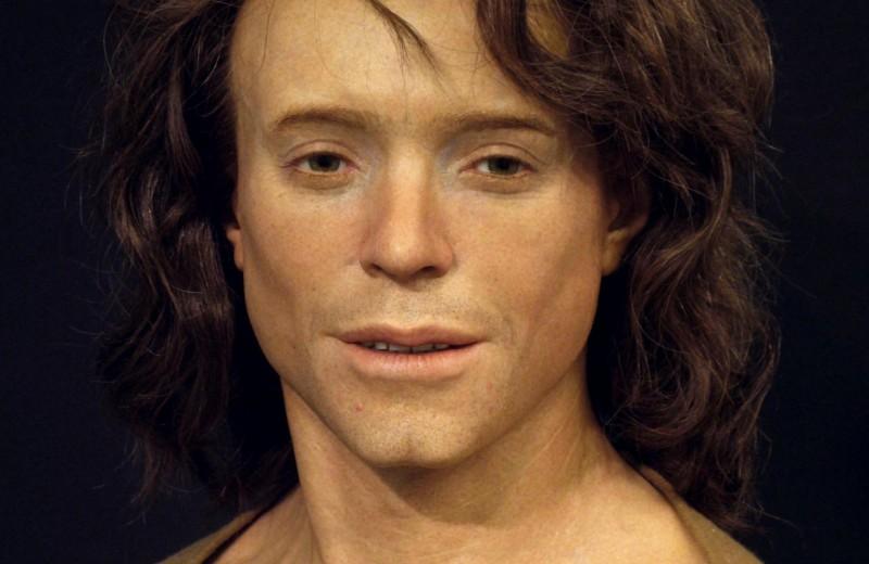 Как выглядел человек, живший 1300 лет назад: реконструкция лица