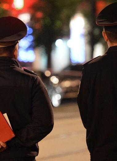 Россияне считают полицию фабрикой улик