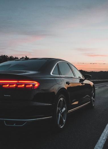 Технократия: тест Audi A8 L 55
