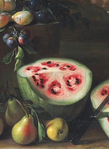 Ты удивишься: 10 овощей и фруктов, которые раньше выглядели совсем иначе