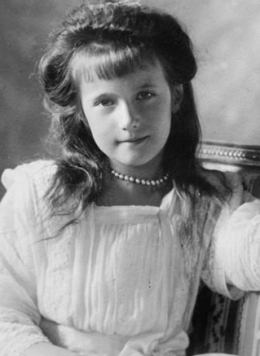 Выжившая великая княжна: заставила весь мир поверить, что она Анастасия Романова