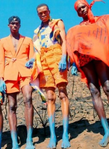 Как развивается мода в Нигерии
