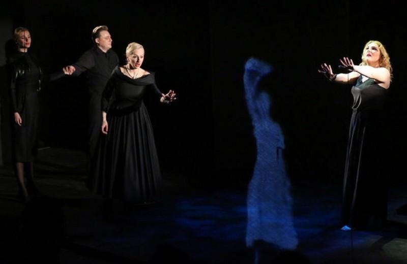 Любовь, смерть и роботы в Большом театре