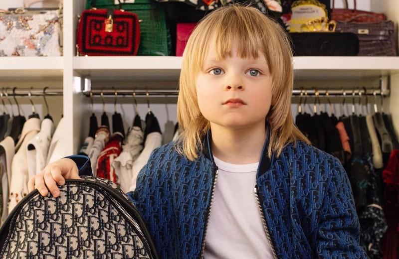 Малышки на миллион: звездные дети с гардеробом за несколько тысяч долларов