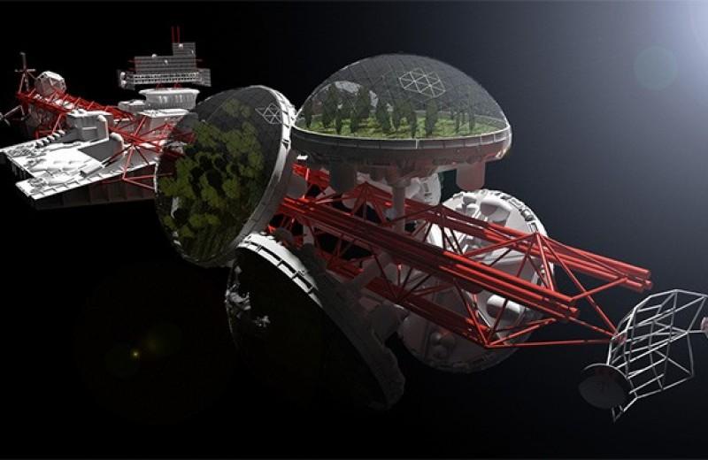 15 самых причудливых космических кораблей в кино
