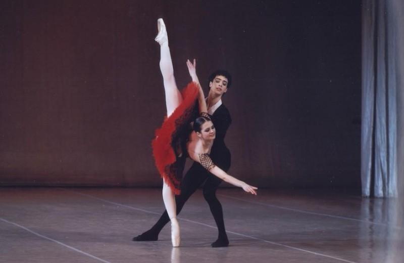 Обратная сторона профессии: балерина