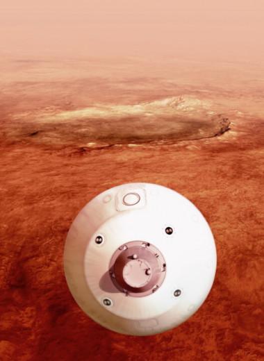 Ровер NASA Perseverance совершил посадку на поверхность Марса — он впервые соберёт образцы грунта для доставки на Землю