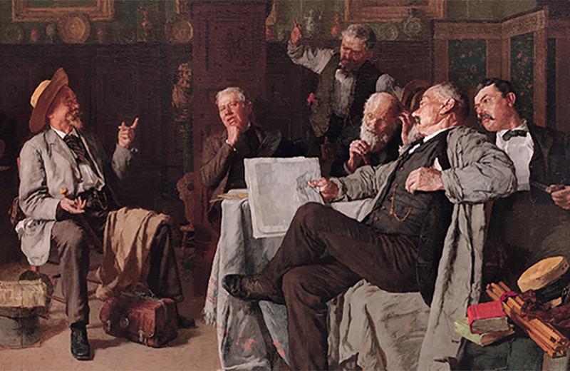 Снобский текст, или Приглашение к дискуссии