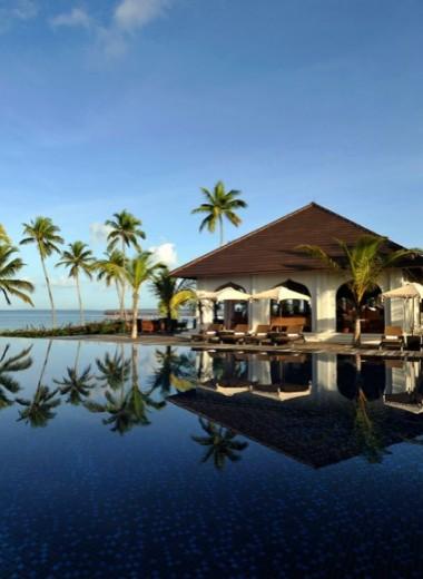 The Residence Zanzibar: очарование африканских островов