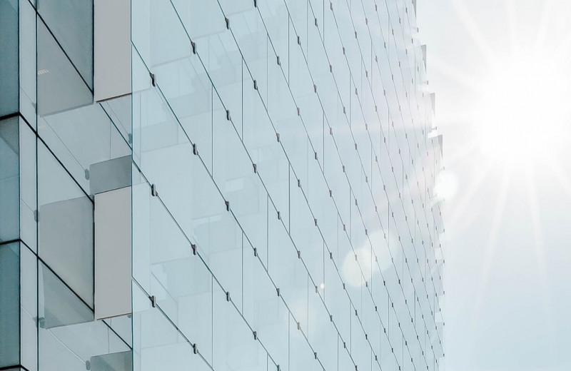 7 архитектурных проектов из стекла