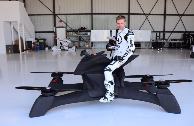Благодаря пандемии первые летающие машины появятся в воздухе уже в этом году