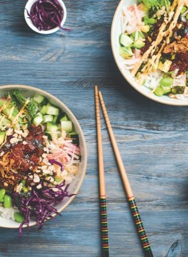 Еда и мир: гавайская кухня