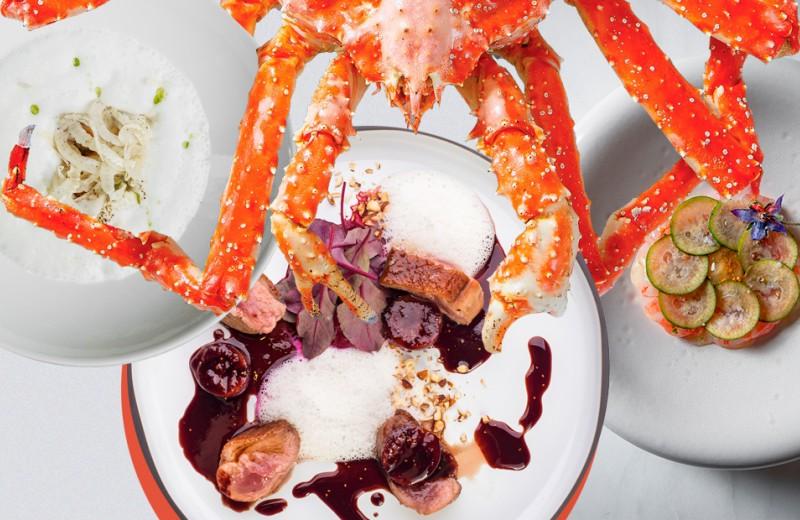 Репа, крабы, черный трюфель: что готовят в московских ресторанах осенью