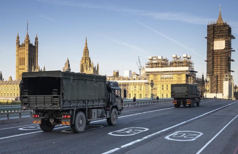 Лондон на замке: как проходит карантин в британской столице