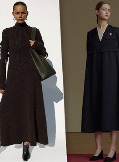Осенние тренды 2018: какие платья выбирать