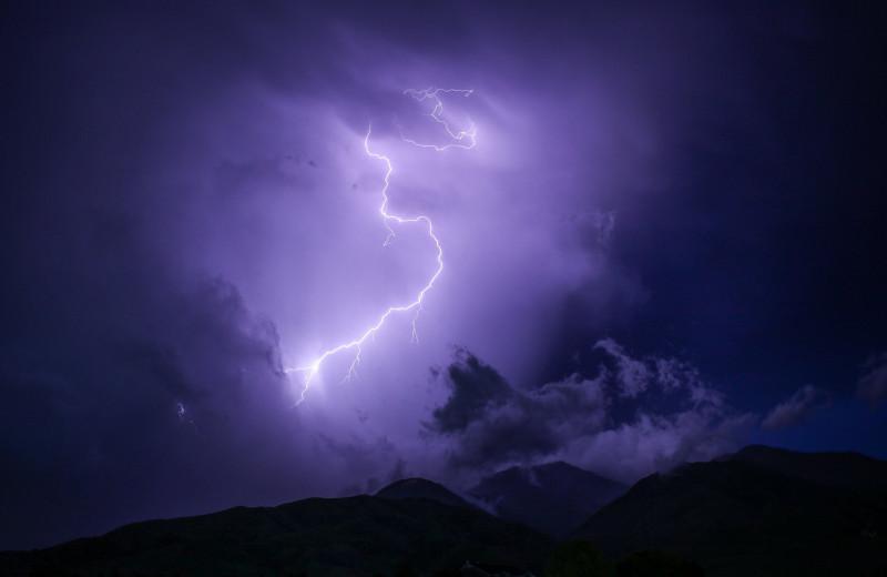 В Арктике резко возросло количество молний