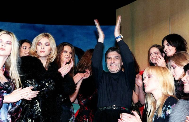 Чем знаменит великий модельер Эмануэль Унгаро