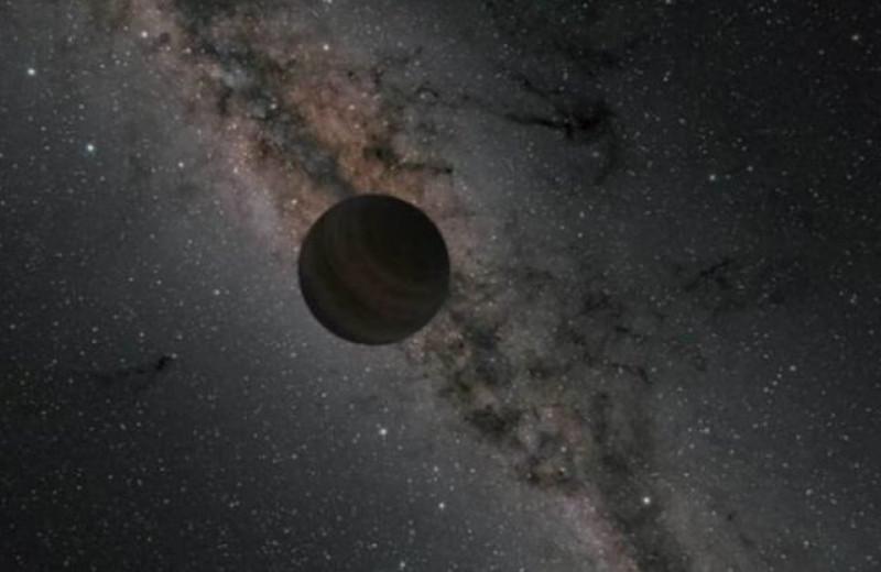 В космосе найдена блуждающая планета-изгой