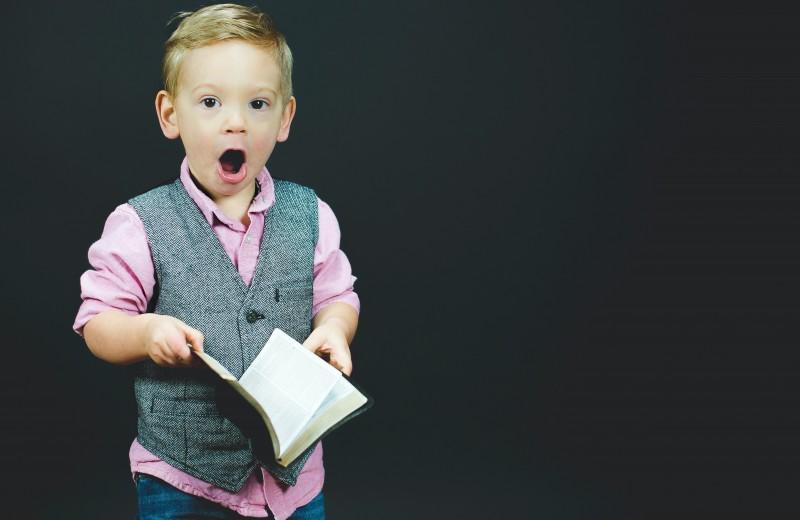 Как детский характер становится взрослым