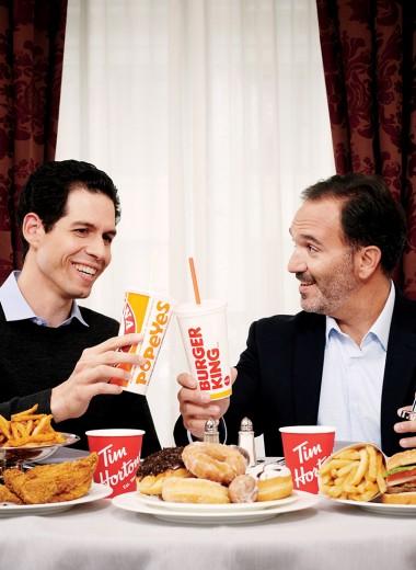 Крутой воппер. Кто помогает Burger King догнать и перегнать McDonald's