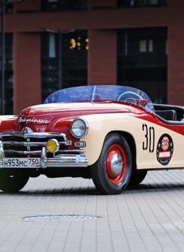 Краткая история советского гоночного автомобиля «Победа»