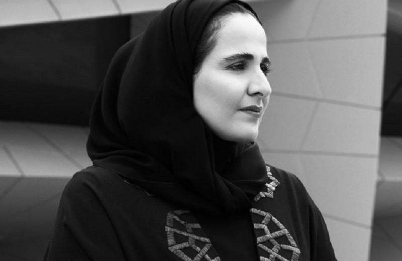 Шейха Аль-Маясса о том, как сделать Катар арт-центром мира