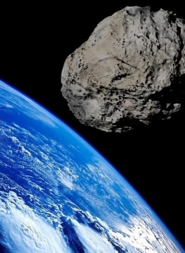 Найдены следы древнего метеорита. Он вызвал катаклизм на Земле 35 млн лет назад