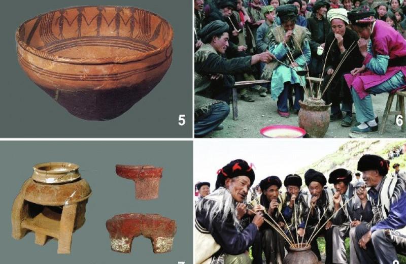 Переход к земледелию позволил древним китайцам устраивать массовые алкогольные пиршества