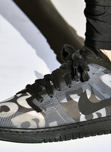 Новые кроссовки с прошедших недель моды — 5 дизайнерских коллабораций