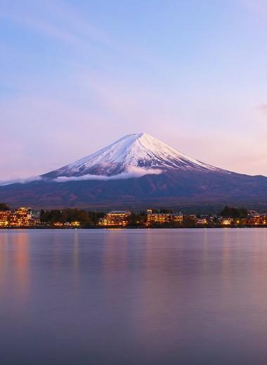 Что произойдет в случае крупного извержения Фудзиямы
