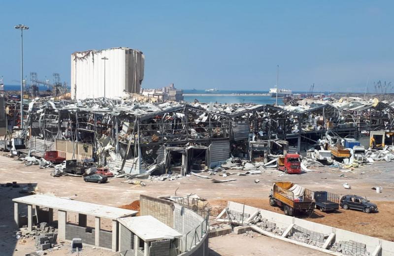 После взрыва в Бейруте в портах по всей планете находят тысячи тонн нитрата аммония