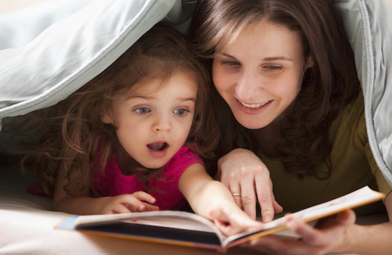 С какого возраста начинать читать ребенку книги?