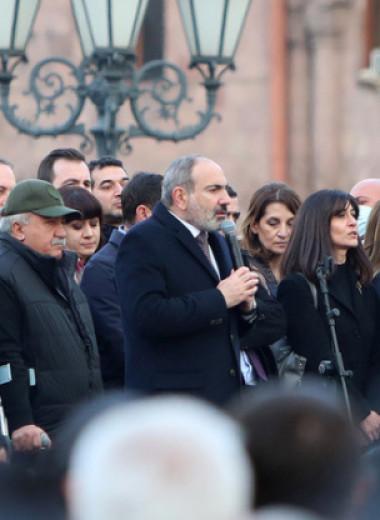 Фантомный переворот: почему армия вмешалась в армянскую политику