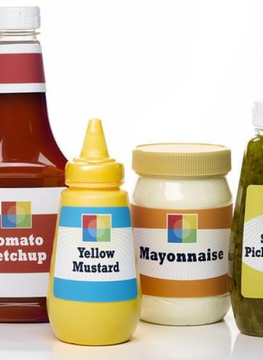 Приправы и соусы: какие не обязательно хранить в холодильнике