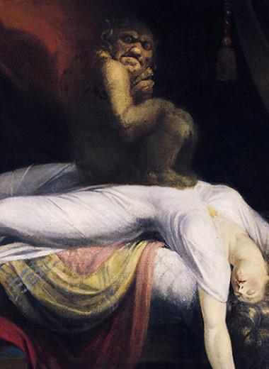 Синдром старой ведьмы: чем опасен сонный паралич